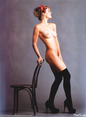 мелисса джордж фото голая